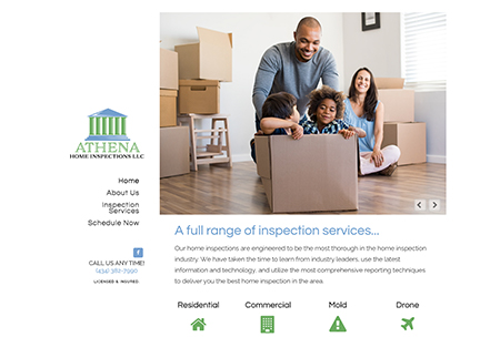 Athena Home Inspections