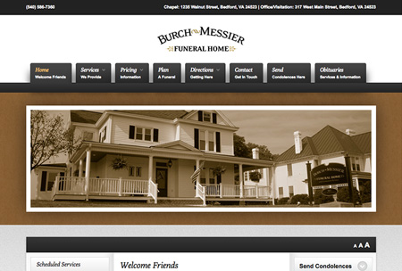 Burch Messier Funeral Home