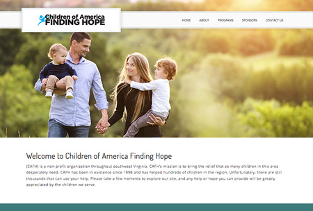 Children of America Finding Hope