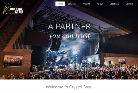 Crystal Steel Fabricators, Inc.