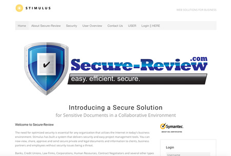Secure Review