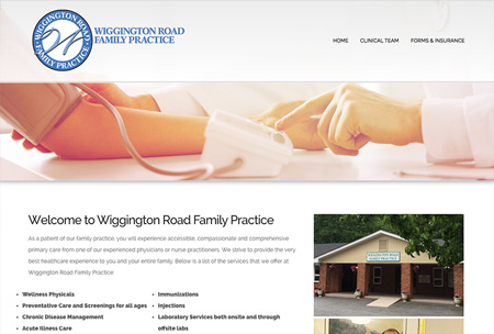 Wiggington Road Family Practice